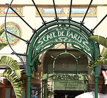 Café de Paris, Monaco by Tom Gomez
