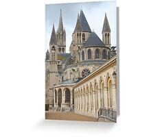Abbey Greeting Card