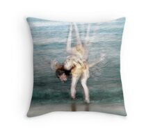 Sea Spirits  Throw Pillow