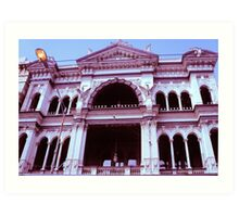 JB Building, Chapel Street, Prahran Art Print