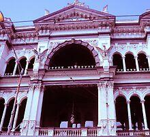 JB Building, Chapel Street, Prahran by Roz McQuillan