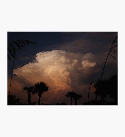 Tropical Storm Photographic Print