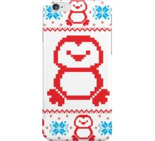 Ugly Christmas Sweater I iPhone Case/Skin