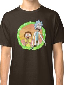 Rick and Morty a hundred years! Classic T-Shirt