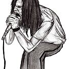 Bert McCracken by lostXhopeX88