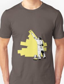 Renovate yourself - yellow T-Shirt