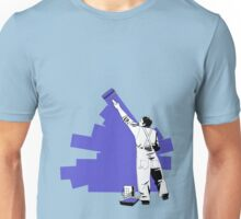 Renovate yourself - blue T-Shirt