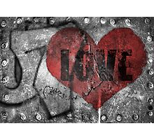 Love for Ever Photographic Print