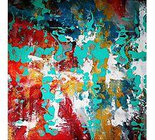 Graffiti Inspired Photographic Print