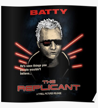 The Replicant Poster