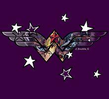 Wonder Woman Logo by JDoubleC