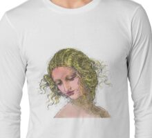 DaVinci Long Sleeve T-Shirt