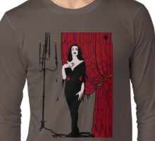 Vampira Long Sleeve T-Shirt