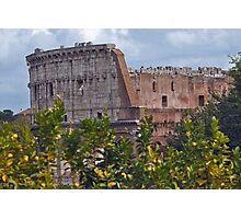 Roman Coliseum Photographic Print
