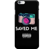 Photography Saved Me iPhone Case/Skin