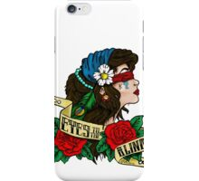 Acts 26:18 Eyes to the Blind iPhone Case/Skin