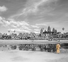 Angkor Wat by Chris Muscat