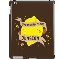 One Million Years Dungeon iPad Case/Skin