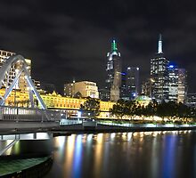 Southgate Melbourne by Chris Muscat