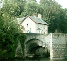 The Charlton Arms on Ludford Bridge by lunacy79