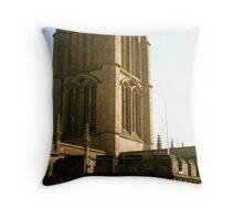 Parish of St Laurence Throw Pillow