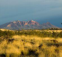 Mt Sonder by Kath Bowman