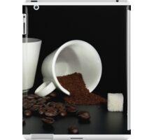 coffee and sugar iPad Case/Skin