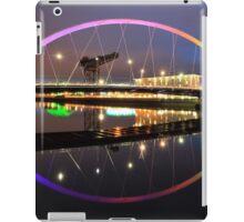 The Glasgow Clyde Arc Bridge iPad Case/Skin