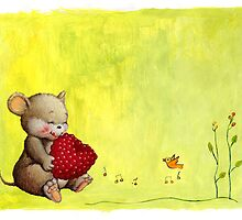 Berry Love by Catherine Crimmins