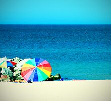 Beach with Lomo Effect by JKunnen