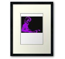Frank Style (2) Framed Print