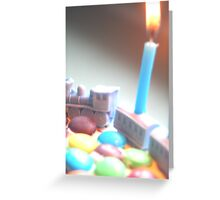 Birthday! Greeting Card