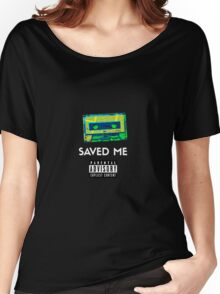 Hiphop Saved Me Women's Relaxed Fit T-Shirt
