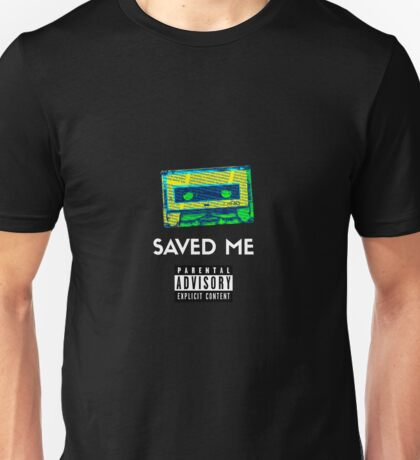 Hiphop Saved Me Unisex T-Shirt