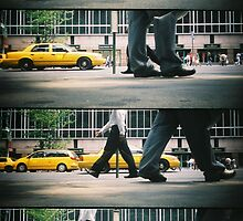 New York passers by by JennyHumber