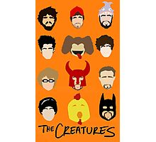 Creatures 2014 Part Deuce Photographic Print