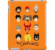 Creatures 2014 Part Deuce iPad Case/Skin