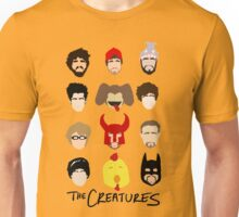 Creatures 2014 Part Deuce Unisex T-Shirt