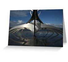 Icelandic Architecture Greeting Card