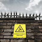 Keep Out by Andrew Bret Wallis