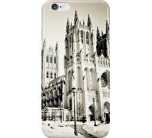 Washington DC Winter iPhone Case/Skin