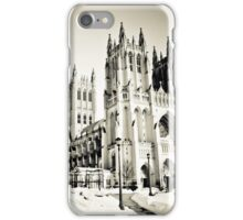 Washington DC Winter iPhone Case/Skin