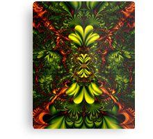 Fractal Forest Metal Print