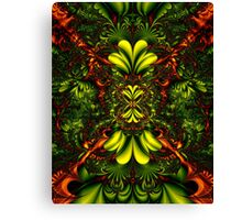 Fractal Forest Canvas Print