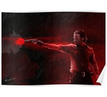 The Walking Dead - Rick Grimes Poster