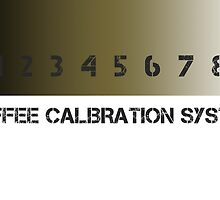 Coffee Calibration System by wetdryvac