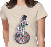 Clown A Womens Fitted T-Shirt