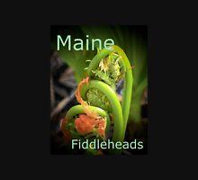 Maine Fiddlehead 2 Unisex T-Shirt