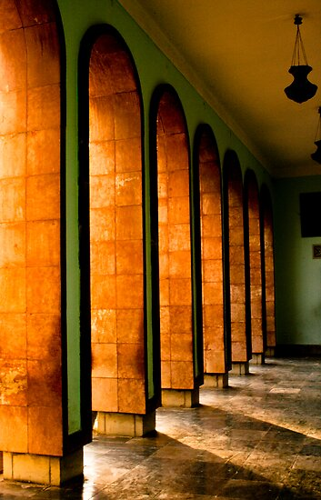The Arches by Hena Tayeb
