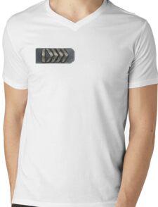 Silver Elite / remake Mens V-Neck T-Shirt